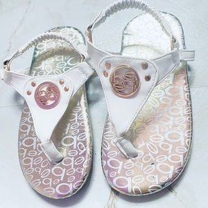 Sandals toddler size 8